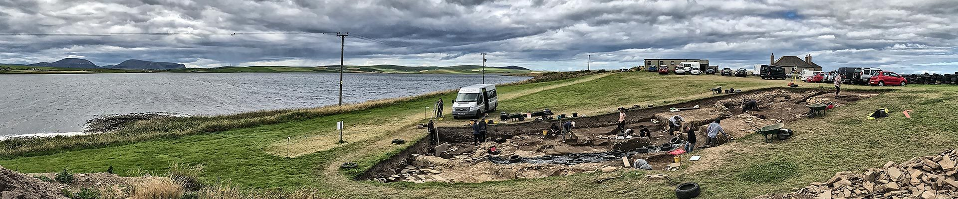 Young people invited to join Ness excavation