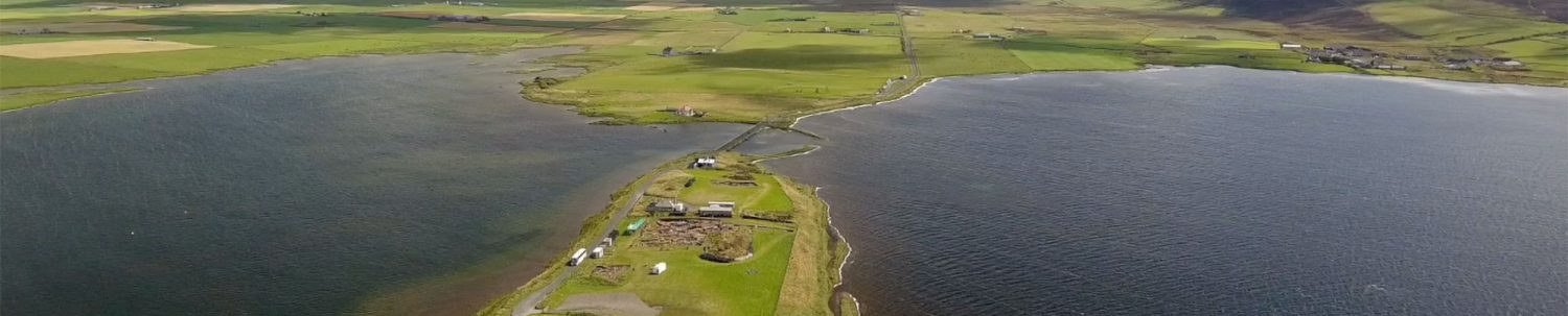 The Ness of Brodgar Excavation