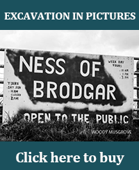 Ness of Brodgar Open to the Public Book